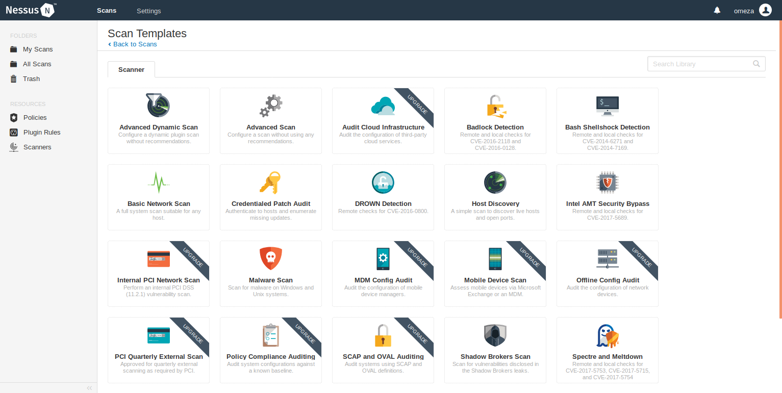 Instalar Nessus en Linux Ubuntu o Mint