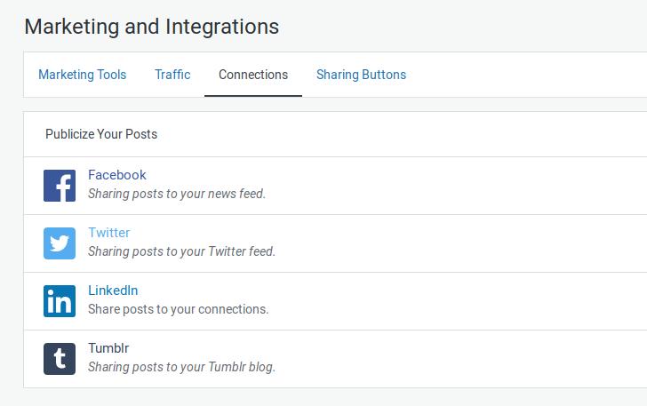 Como compartir de forma automática a Redes Sociales en WordPress