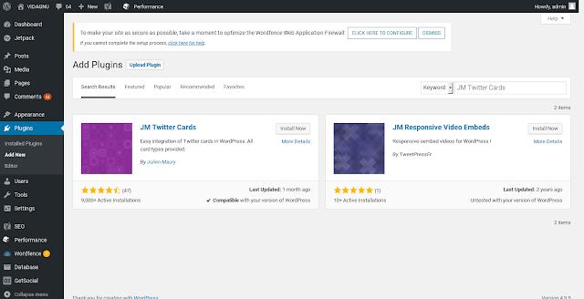 Como hacer que tus posts de WordPress luzcan mejor en Twitter