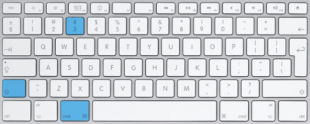 Como tomar capturas de pantalla en una Mac