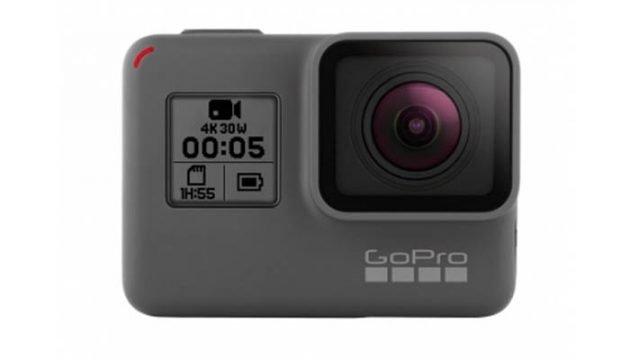 Como bajar el contenido de una camara GoPro Hero por USB en Linux