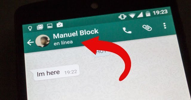 Como ocultar tu estado de conexión de Whatsapp en Android