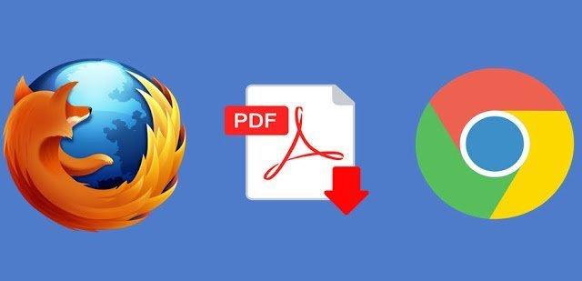 Como deshabilitar el viewer de pdf en Google Chrome y Firefox
