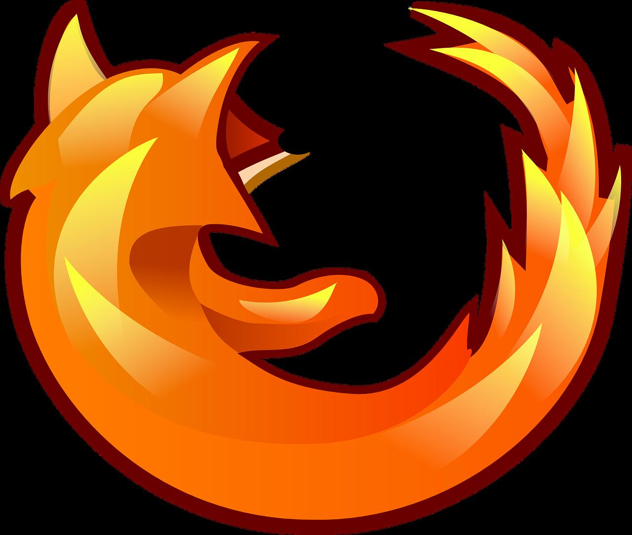 Como abrir una pantalla privada desde el teclado en Firefox